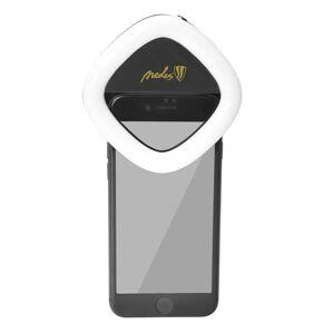 LED21 Nabíjecí LED selfie + zrcadlo + Powerbank - ML02R